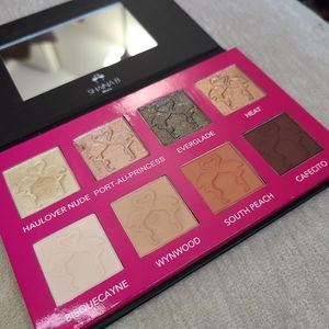 Shaina B Mini Miami Eyeshadow Palette